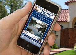 Mobilelp.com provides the same information, 24/7, including photos to you on the fly, direct to your cell. Drive by any home for sale, by any Broker, and simply enter the address or street - Voila, instant info.